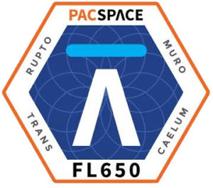 Pacific Spaceflight Patch